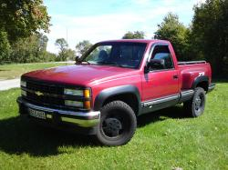 CHEVROLET SILVERADO PICKUP-The American Dream!!!! , V8, 5, 7l, 300 PS !!!