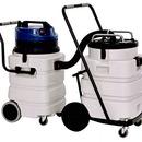 CFM Dust Extraction Vacuum Unit Twin Motor