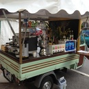 Mobile kaffee Bar 3Rad Espresso Bar