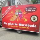 Imbiss mieten Flat 9,99  / Person Imbisswagen mieten ! all you can eat ! Currywurst Pommes Pommeswagen / Frittenbude / kein Buffet / f�r Sch�tzenfest und Party und Event und Geburtstag und Kirmes und Reitturnier