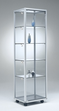 vitrine klein glasvitrine standvitrine designvitrine mit beleuc vitrinen schr nke. Black Bedroom Furniture Sets. Home Design Ideas
