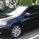 VW Golf Cabrio Bluemotion 1, 2TSI