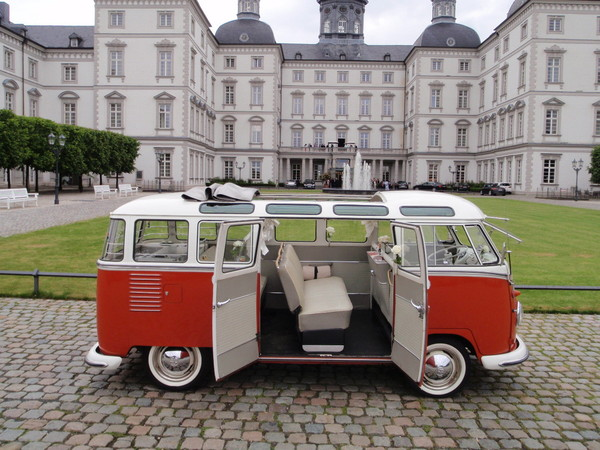 vw samba bus t1 23 fenster panoramabus hochzeitsauto bulli pictures. Black Bedroom Furniture Sets. Home Design Ideas