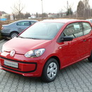 VW UP! 1.0 take up!
