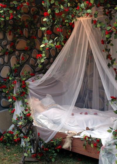 photos bild galeria maerchen deko. Black Bedroom Furniture Sets. Home Design Ideas