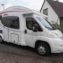 B�rstner Ixeo Time it 590 (it 585) - neuwertiges Modell 2012 / 2013