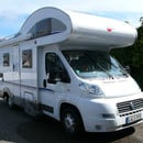 Brstner Levanoto A650 Wohnmobil / Motorhome/ Camper Sie knnen uns auch in Feier-und Ferientage erreichen .