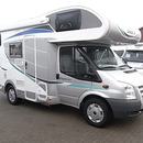 Chausson Flash 01, alle km FREI, 3, 5t, Rckfahrkamera, unter 6m (gnstigere Fhrtarife + Mautgebhren), 140PS Diesel, Markise, groe Heck-Garage