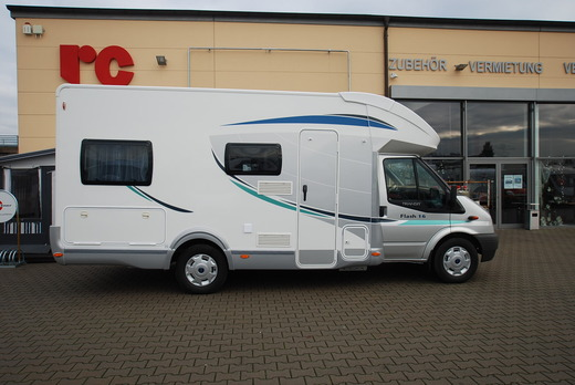 Chausson Flash 16 Wohnmobil