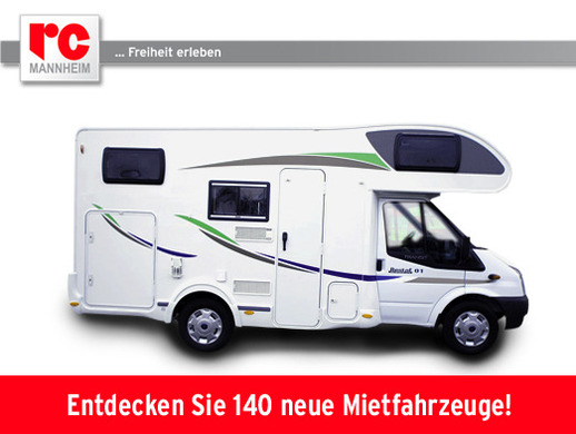 Chausson Flash Best of 01  Wohnmobil