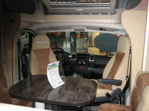 Mini Wohnwagen Dusche Wc : Chausson Wohnmobil Sweet Mini, Wohnmobil ...