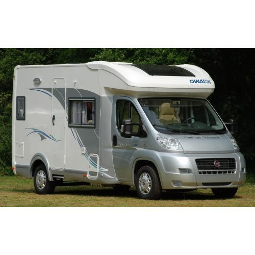 Chausson Wohnmobil - Welcome Sweet Garage