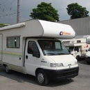 Ci Europe - Markise - Rent Motorhome - Stockbett - 6x Schlafplatz