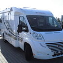 Dethleffs Magic White T1 EB, Luxus f�r 2 Personen,3499 kg, 148 PS, Radtr�ger, Navi, incl. Inventar