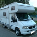 Dethleffs mit Stockbett - rent motorhome - 6x Schlafplatz