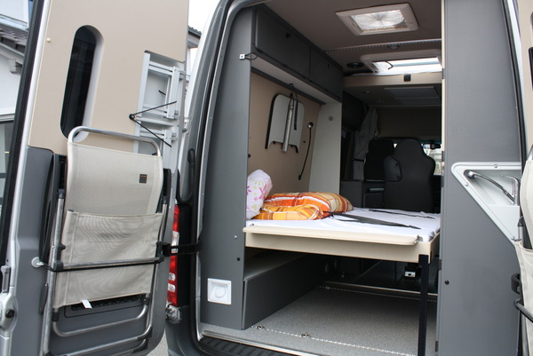 mercedes sprinter wohnmobilausbau. Black Bedroom Furniture Sets. Home Design Ideas