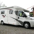 EURA MOBIL PROFILA T 660 HB ** MIT HECKBETT UND GROER GARAGE **