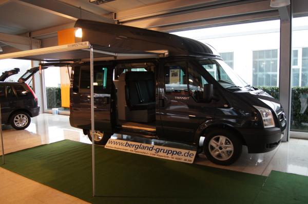 Ford Nugget Wohnmobil  mit Aufstelldach
