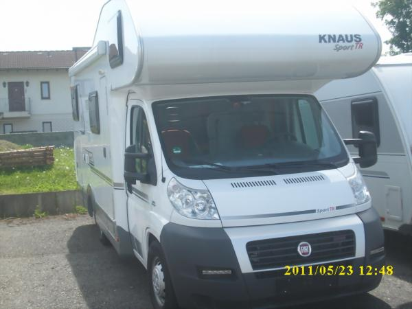 Knaus 700 DG