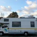 Knaus Alkoven - Rent motorhome - 6 Personen - Markise