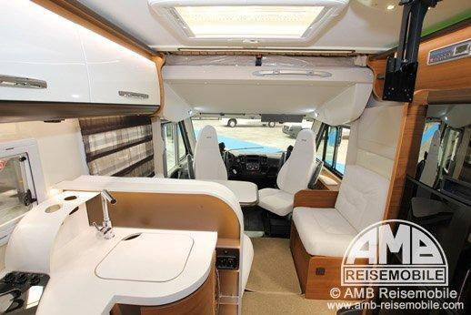 luxus liner magnum 81g wohnmobil 7964769563. Black Bedroom Furniture Sets. Home Design Ideas
