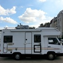 Mercedes KARMANN - Rent motorhome - Navigation