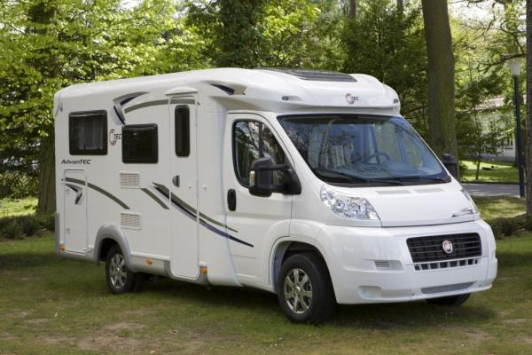 Reisemobil AdvanTEC 644 G