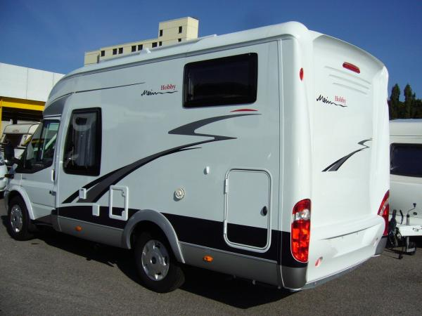 Reisemobil Hobby VAN 50 GS