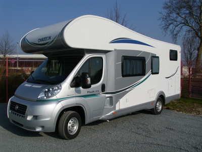 RM Preisgruppe 4  Chausson Flash 23 Familienmobil f&uuml;r bis zu 6 Personen, nicht f&uuml;r 6 Erwachsene.
