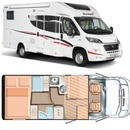 Sunlight T60 COMPACT CLASS >>>NEUES WOHNMOBIL<<