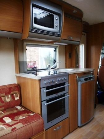 Wohnmobil - Swift 580PR - 2 Bett- Salisbury