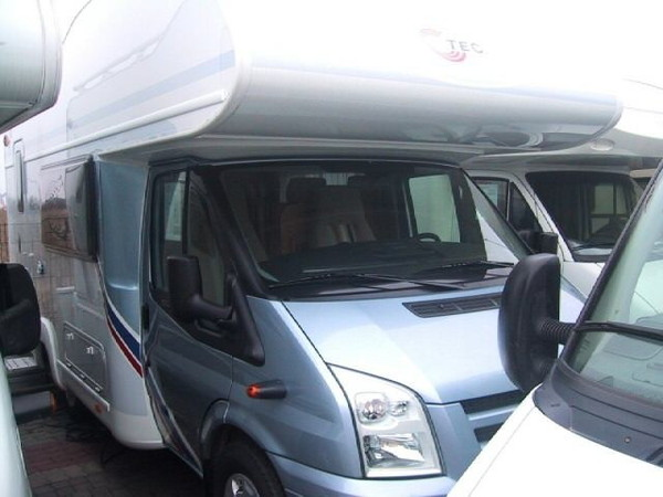 TEC 594 XS Alkoven Wohnmobil Reisemobil