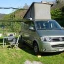 VW T5 California Camper / Wohmobil - vom 06.07 bis 02.08 alle Fahrzeuge ausgebucht!