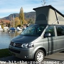 VW T5 California Comfortline. Wohnmobil 4Pltze