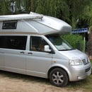 VW T5 ( Club Joker / California ) mit WC - Autom. 174 PS- Berlin /S�d