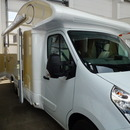 Wohnmobil Ahorn Country SM - teilintegriert