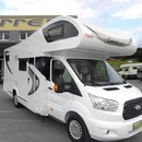 Wohnmobil Alkoven Flash C 714 Modell 2016