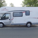 Wohnmobil fr Familie*6 Schlafpltze*alle KM frei*Challenger Genesis 43*BJ.2012*Etagenbetten*Alkoven*