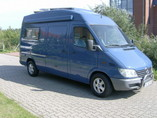Wohnmobil Mercedes Sprinter 313 CDI 
