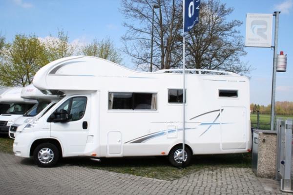 Wohnwagen Dusche Wc Getrennt : Wohnmobil Rimor Nemho 55, Alkoven, Premiumklasse, Wohnmobil