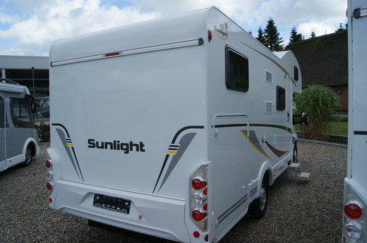 Wohnmobil - Wohnmobil SUNLIGHT A 70  Alkoven