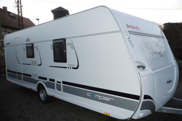 Dethleffs Camper 560 FMK