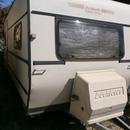 Dethleffs Nomad Luxus Wohnwagen Caravan Camping Anhnger Vermietung Verleih