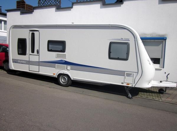 Hobby 560 KMFe, Wohnwagen  2791963600  erentocom