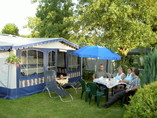 Mietwohnwagen Bodensee - All inklusive Camping ****