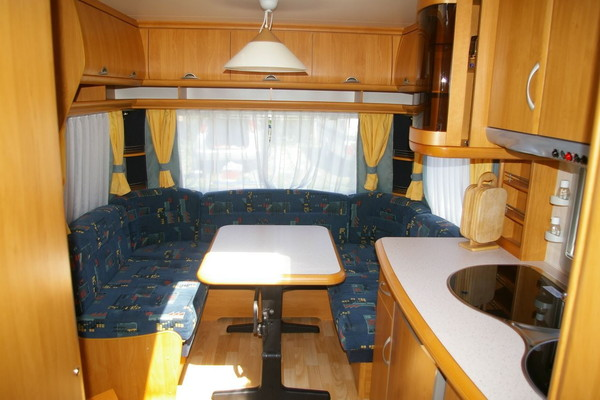 Wohnwagen - Mietwohnwagen Bodensee - All inklusive Camping ****