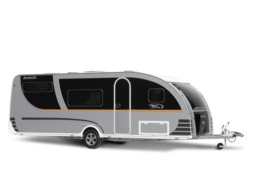 wohnwagen dethleffs aero style 570 tk 6 personen aus ammern bei pictures. Black Bedroom Furniture Sets. Home Design Ideas