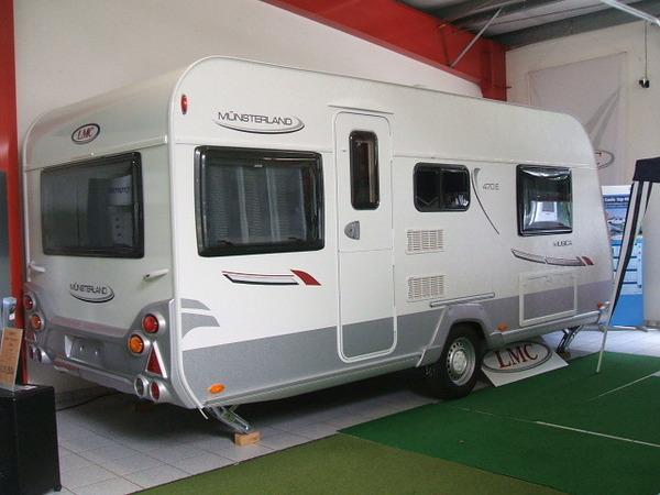 Wohnwagen LMC Musica 470 E, Wohnwagen  3719796146