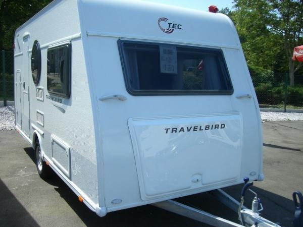 Wohnwagen TEC Travelbird 410
