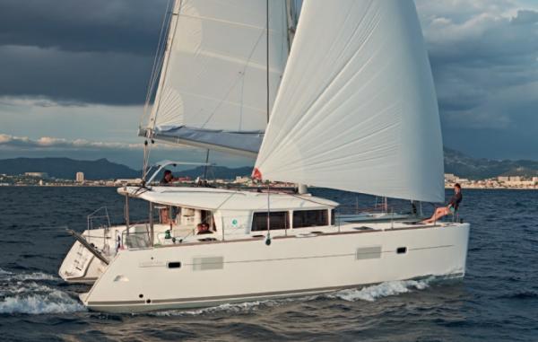 Sailing Boat Carla (5Cab)